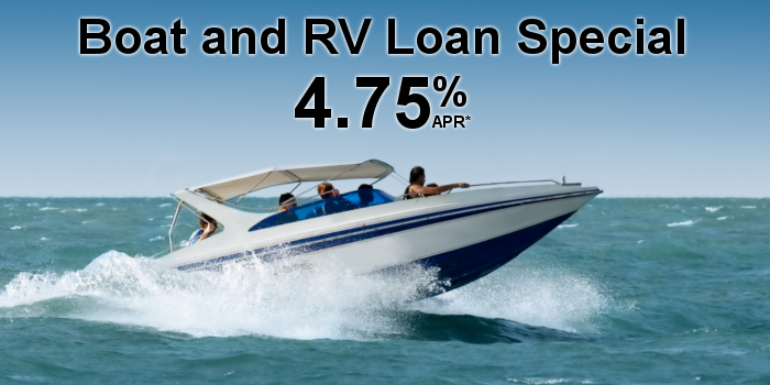 Boat and RV Specials
