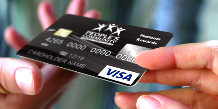 Visa Platinum Rewards Credit Card