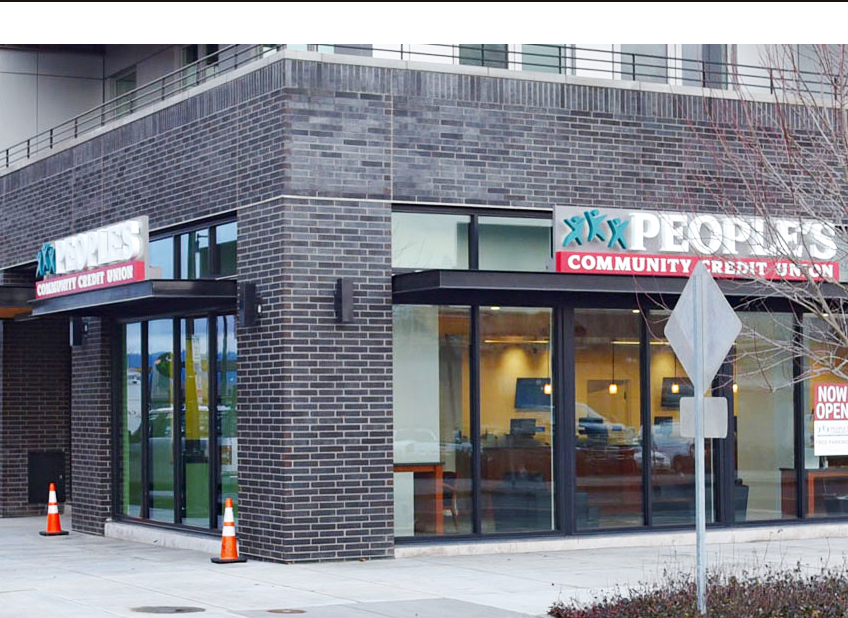 Vancouver Waterfront branch office.